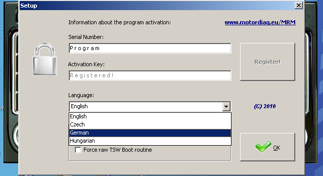 Rns 510 manager 7 18 download